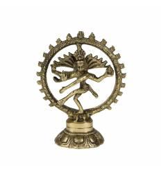 Statuete bronz Shiva 15 cm