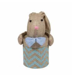 Cutie carton cu iepuri