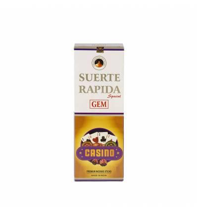 Set 6 cutii a 20 bete parfumate GEM Suerte Rapida