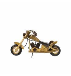 "Motocicleta lemn mare 12"""