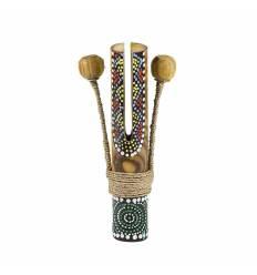 Instrument muzical bambus 2 bile