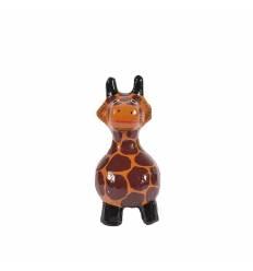 Girafa 10cm lemn