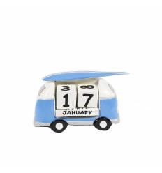 Calendar lemn autobuz / masina diverse modele