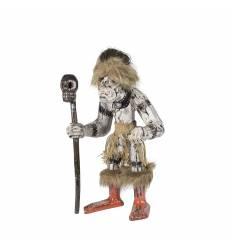 Statueta lemn sumo 40cm